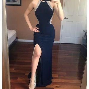Xscape Sequin Formal Dress